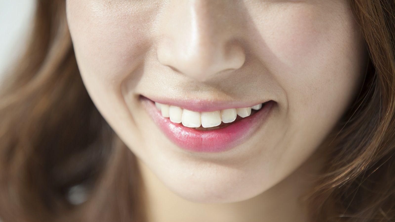 保険の白い歯
