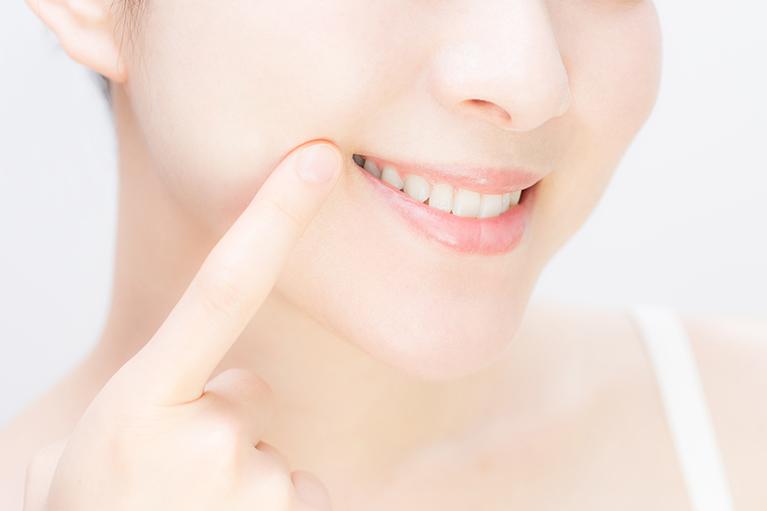 入れ歯の審美性