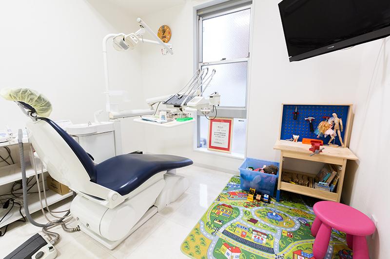 当院の小児歯科治療の特徴